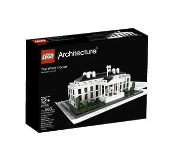 レゴ アーキテクチャー ホワイトハウス 21006/LEGO Architecture The White House 【並行輸入】