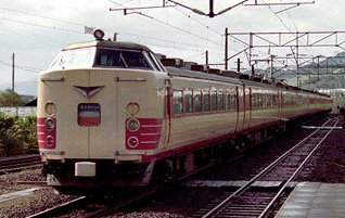 HOゲージ車両 485系特急電車2両増結セット (T) HO-030