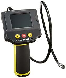Kenko デジタルスネイクモニター LEDライト付き  防水 SNAKE-13
