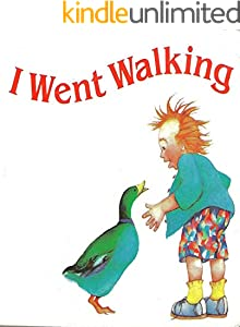 Iwentwalking: Children's classic picture book (English Edition)