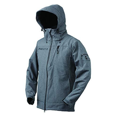 (MAZUME) ウインドカットジャケット III MZFW-438-05 チャコール M