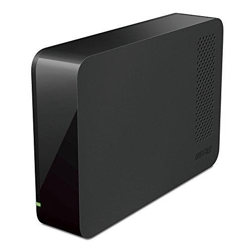 バッファロー BUFFALO  DriveStation HD-LC1.0U3-BKC  ブラック