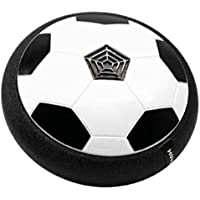YOYURISE サッカー 室内 エアサッカー ホバーボール LEDライト搭載 親子ゲーム 子供 ギフト 誕生日プレゼント