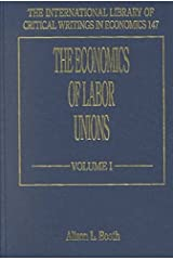 Economics of Labor Unions Hardcover