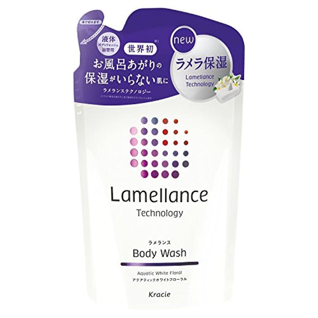 時代遅れ感覚松ラメランス ボディウォッシュ (ホワイト) 詰替用 360mL
