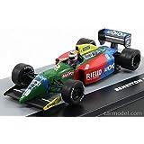 F1 フォード B189B ベネトン ミニカー 1/43 ネルソン ピケ 1990年 日本グランプリ [並行輸入品]