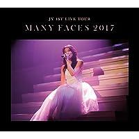 """JY 1st LIVE TOUR""""Many Faces 2017"""""""