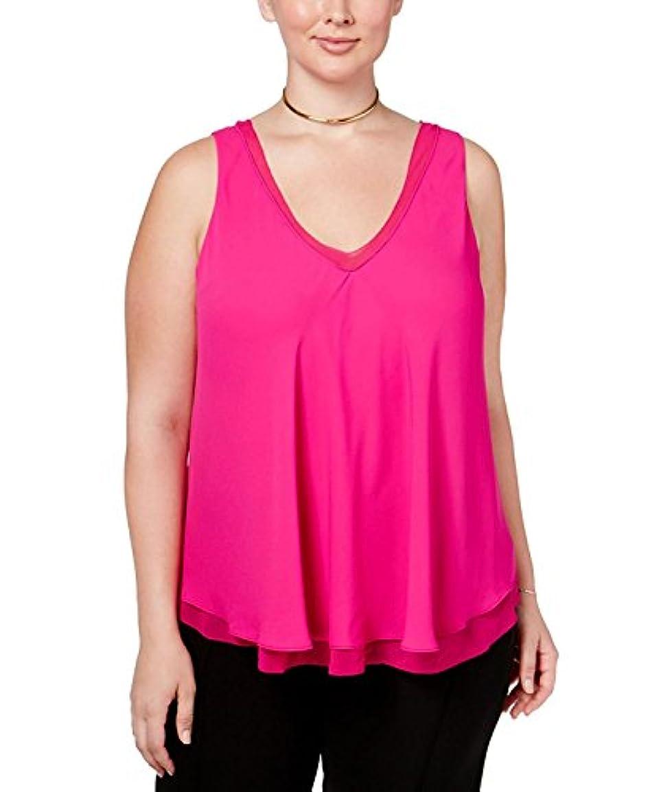 通行料金酸豊富Rachel Roy APPAREL レディース US サイズ: 3X カラー: ピンク
