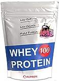 アルプロン ホエイプロテイン100 1kg【約50食】ストロベリーチョコ風味 マルチビタミン配合