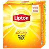 Lipton Tea Bags Quality Black 200gm 100 Pack