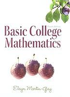 Basic College Mathematics plus MyMathLab/MyStatLab Student Access Code Card