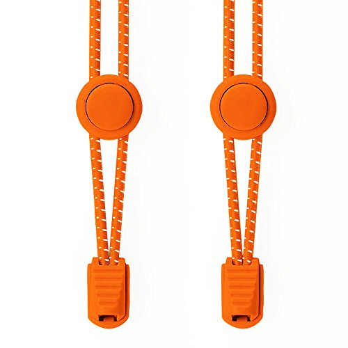 [해외]반사 스트레칭 신발 끈~ YOZOCOX 조깅 신발 끈 믹스가 쉽게 더 편안하게~ 신발 끈을 매고 없습니다 마라톤과 트라이 애슬론 경주?하고? 손~ 어린이~ 노인 등 120 cm~ 블랙/Reflective stretch shoelaces~ YOZOCOX jogging shoelace~ easy to mix~ mo...