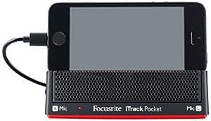 Focusrite iTrack Pocket / iPhoneレコーディングデバイス