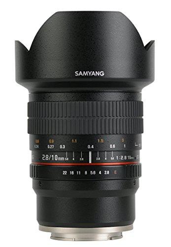 SAMYANG 単焦点広角レンズ 10mm F2.8 フジフイルム X用 APS-C用
