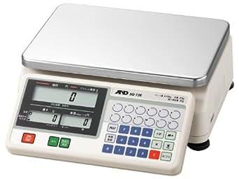 A&D 取引証明用 店舗用料金はかり SQ-15K (検定付 注:使用できる都道府県に限りがあります)