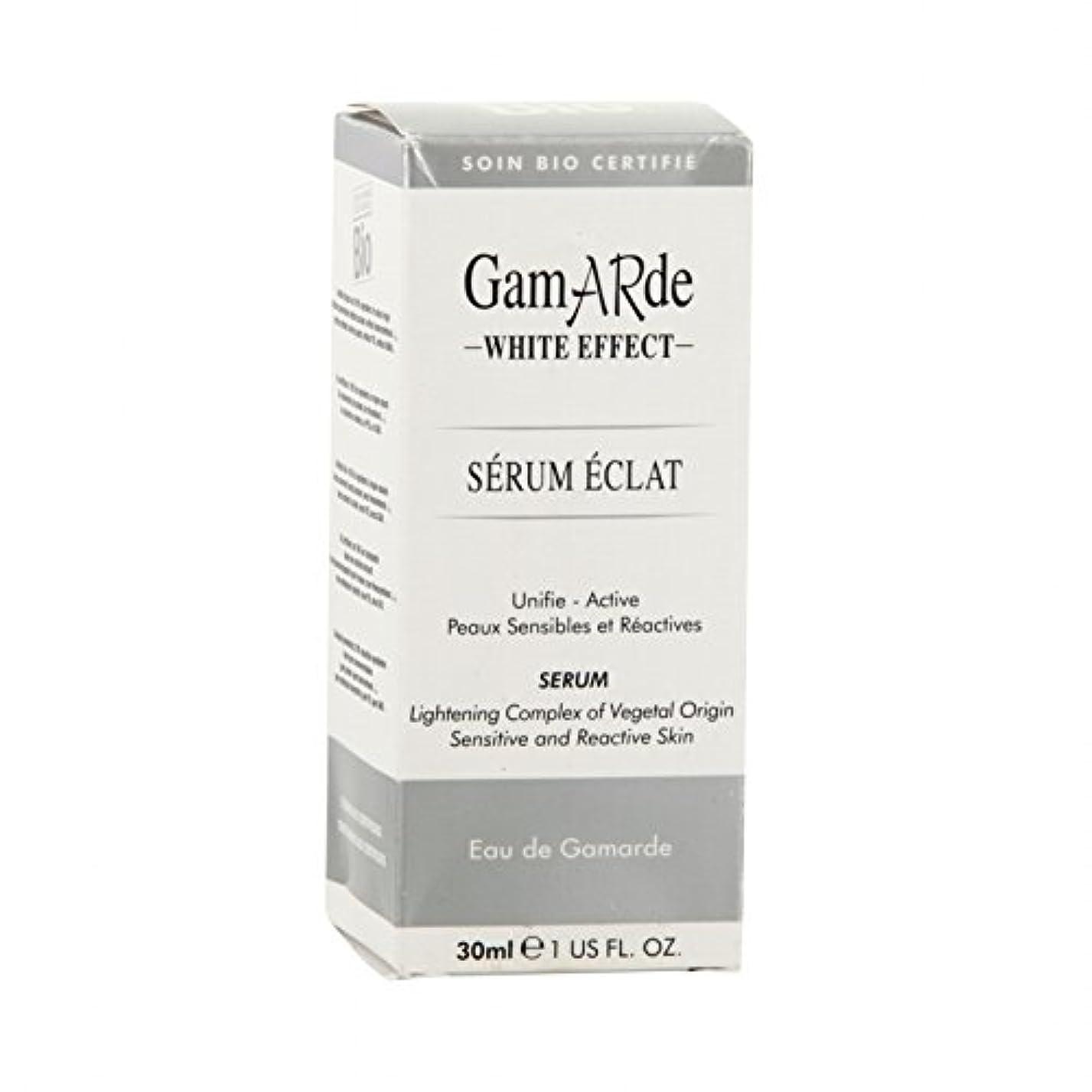静脈サリー物語ガマルドWE セラム エクラ 30mL (美容液)/ GamARde ~WHITE EFFECT~ SERUM ECLAT <BIO>ホワイトエフェクト