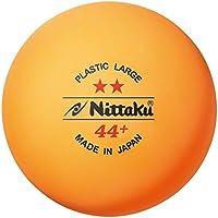 ニッタク(Nittaku) 卓球 ボール 2スター プラ4 4(ラージボール) 2ダース入り NB1032