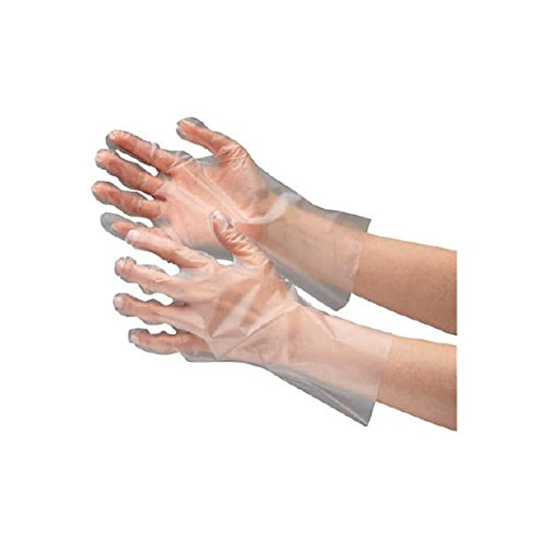 湿原軸尾ミドリ安全/ミドリ安全 ポリエチレン使い捨て手袋 外エンボス 200枚入 L(3888975) VERTE-575-L [その他]