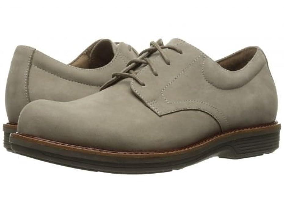 換気する壮大なチケットDansko(ダンスコ) メンズ 男性用 シューズ 靴 オックスフォード 紳士靴 通勤靴 Josh - Taupe Milled Nubuck [並行輸入品]
