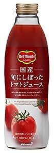 デルモンテ 国産 旬にしぼったトマトジュース 750ml×6本
