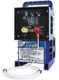 末松電子 電気柵 クイック600 [Qik-600] 出力間隔切替機能付の小型タイプ