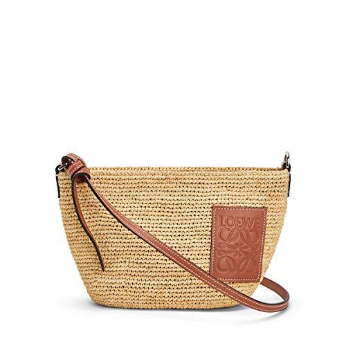 (ロエベ) LOEWE Women`s shoulder Bag 女性ポチャティーラフィアショルダーバッグ (並行輸入品)