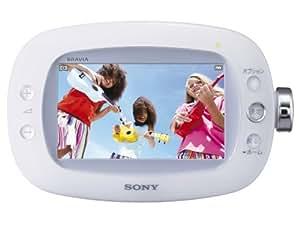 SONY 4型 防水ワンセグ液晶テレビ AM/FMラジオ対応 2GBメモリー搭載 ブルー XDV-W600-LC