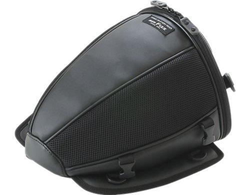 タナックス(TANAX) MOTOFIZZ シートカウルバッグ /合皮ブラック MFK-109[容量7ℓ]