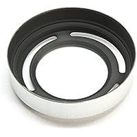ZEROPORT JAPAN レンズフード FUJIFILM FinePix X10 X20 用 F LH-X10 シルバー 互換品 金属製 ZPJ LH-X10 SLIVER