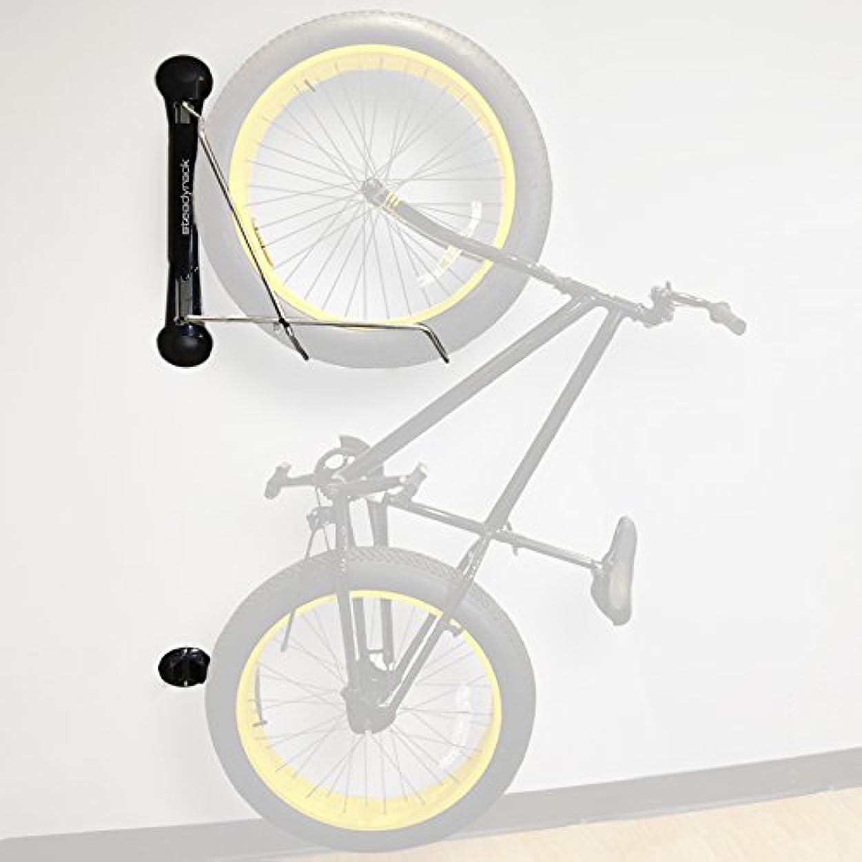 連隊砂漠レンダーSteadyrack Fat Rack-Vertical Bike Storage Rack by Steadyrack