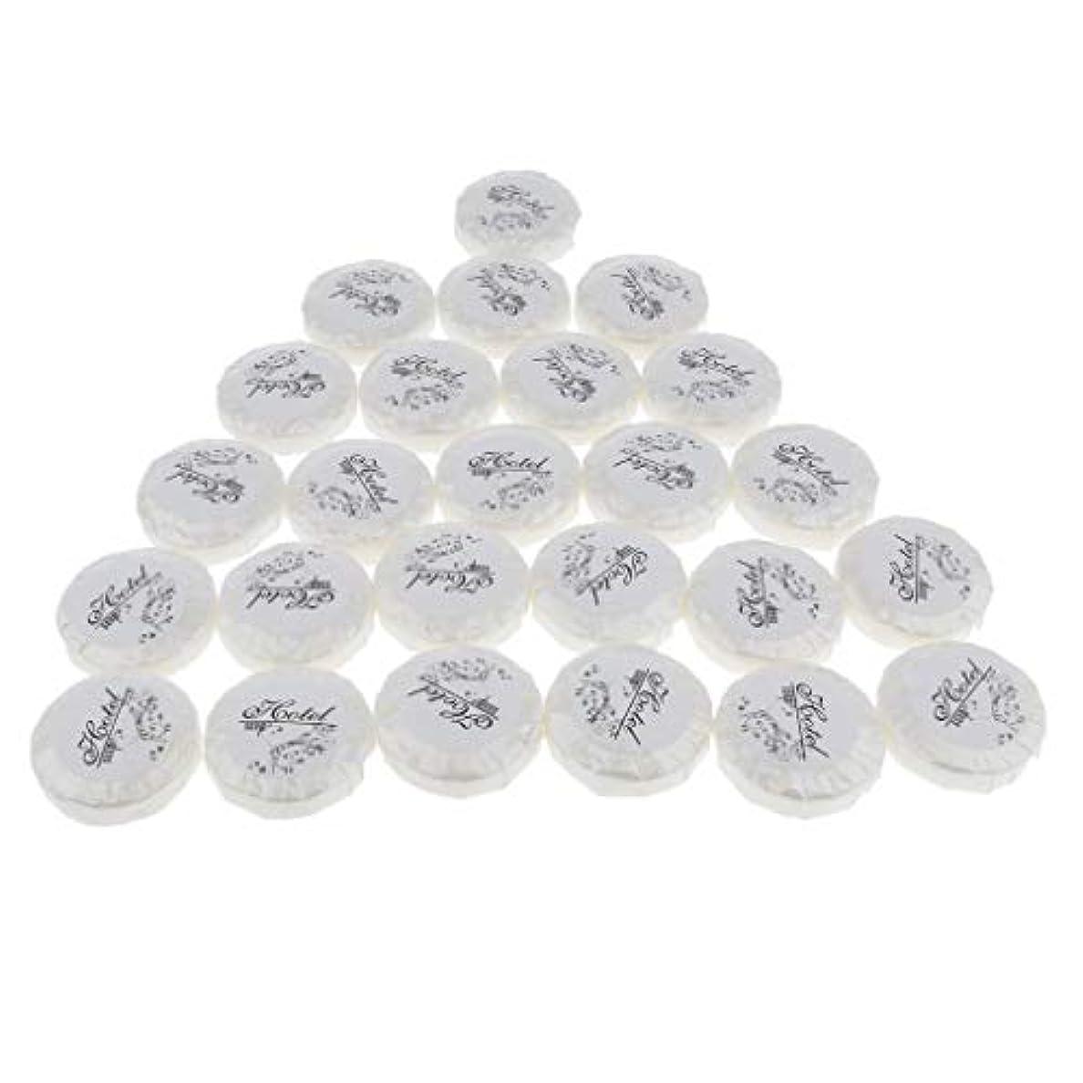 咽頭貼り直す混合した石鹸 無添加 洗顔石鹸 植物油 軽い香り 清潔 リフレッシュ ミニサイズ 携帯 旅行用 約150個 - 13g