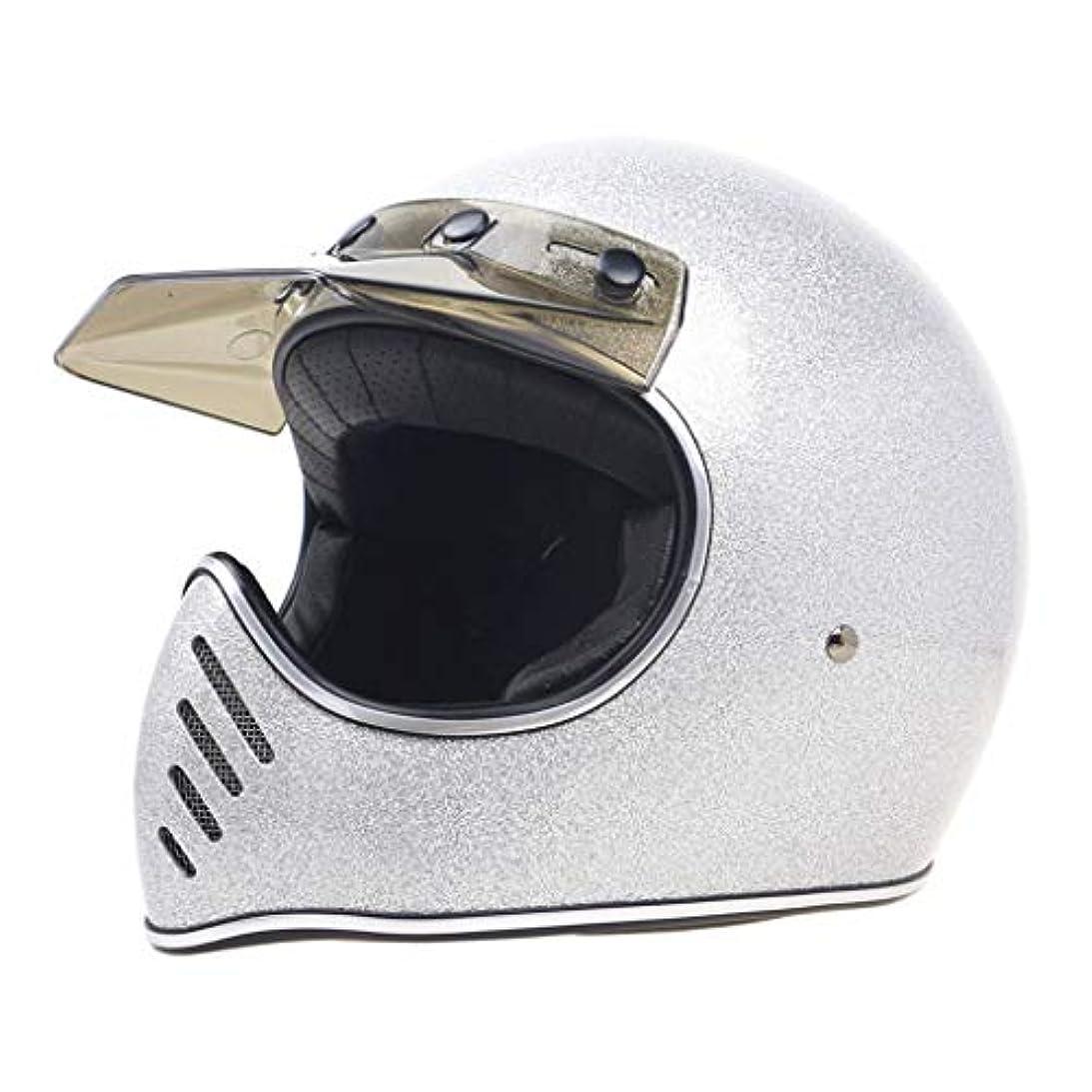 魅惑するタウポ湖星LSRRYD ヘルメットストリートアーバンスポーツスクーターオートバイクルーザー安全ハーレーベンチレーションECE認定 (色 : 白, サイズ さいず : S s)