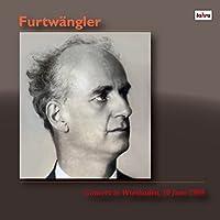 フルトヴェングラー・イン・ヴィースバーデン (Furtwangler ~ Concert in Wiesbaden, 10 June 1949) [2CD] [日本語帯・解説付]