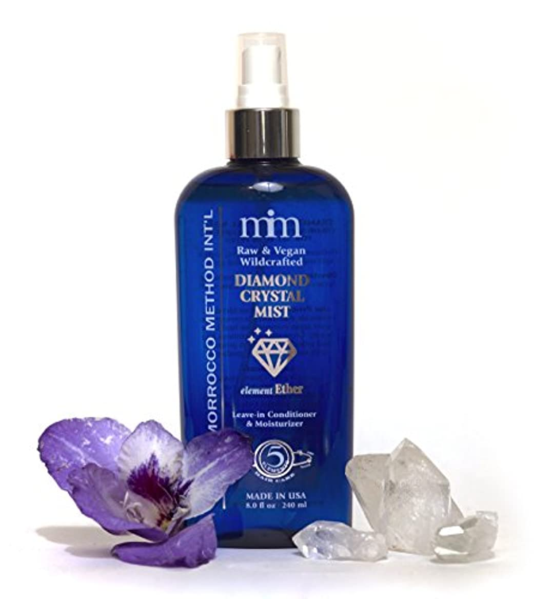 反毒ラダデンマークMorrocco Method Diamond Crystal Mist Conditioner 240 ml - 8 oz [Misc.]