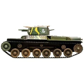 青島文化教材社 1/72 RC VS タンクS01 97式中戦車チハ ID1