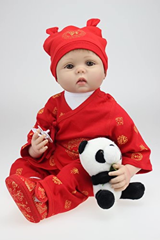 NPK COLLECTION 55cm リボーンドール ドール ベビードール きせかえ人形 人形 誕生日プレゼント