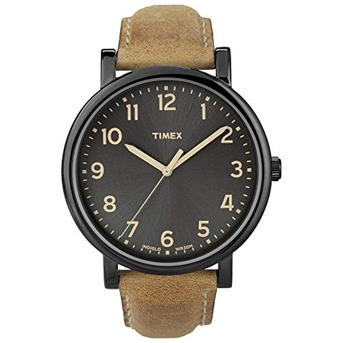 [タイメックス] 腕時計 モダンイージーリーダー T2N677 正規輸入品 ブラウン