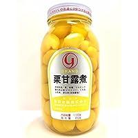 栗甘露煮 瓶詰1100g