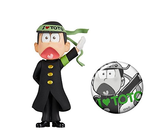 おそ松さん チョロ松 -押忍松-黒ランver. ワールドコレクタブルフィギュア
