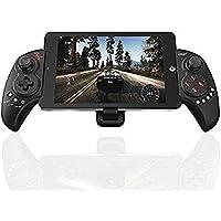 PowerLead サムスンのHTC MOTO Android TVボックスタブレットPC用Bluetoothワイヤレスクラシックゲームパッドゲームコントローラ(マウス機能付) (9023)