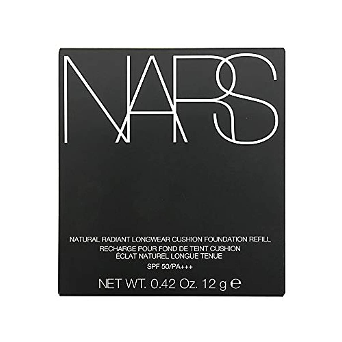 クリスマスシリング横向きナーズ/NARS ナチュラルラディアント ロングウェア クッションファンデーション(レフィル)#5877 [ クッションファンデ ] [並行輸入品]