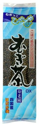 寿老園 むぎっこひやひや むぎ茶デラックス 350g×6