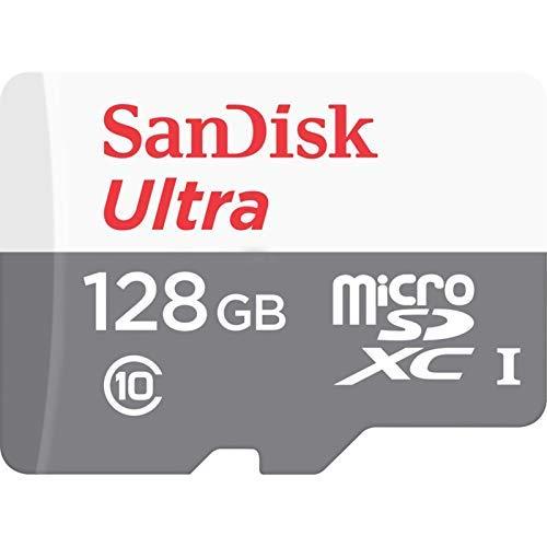 SanDisk microSDXC ULTRA 128GB 80MB/s SDSQUNS-128G Class10 サ