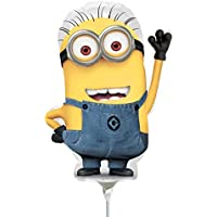 Dispicable Me Miniions Birthday Party Mini Shape Balloons Favors Decorations