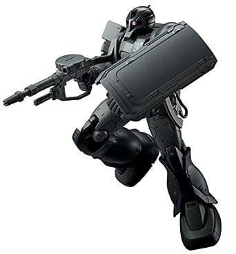 HG 機動戦士ガンダム THE ORIGIN MSD ザクI(キシリア部隊機) 1/144スケール 色分け済みプラモデル