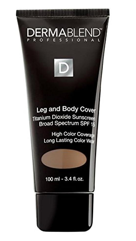 高架老人シェードDermablend Leg And Body Cover Creme Spf 15 - Caramel (並行輸入品) [並行輸入品]