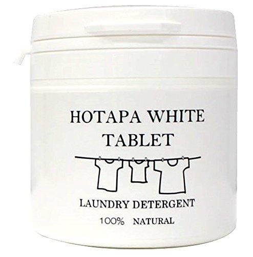アメリカンディールスコーポレーション ホタパ ホワイトタブレット 40粒入 アルカリ性 80g