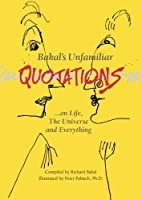 Bakal's Unfamiliar Quotations: .on Life The Universe and Everything [並行輸入品]