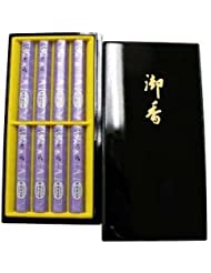 鳩居堂 京洛 白檀の香り◇進物用お線香(贈答用?ギフト線香) ◆御仏前 御供 御霊前 記名します