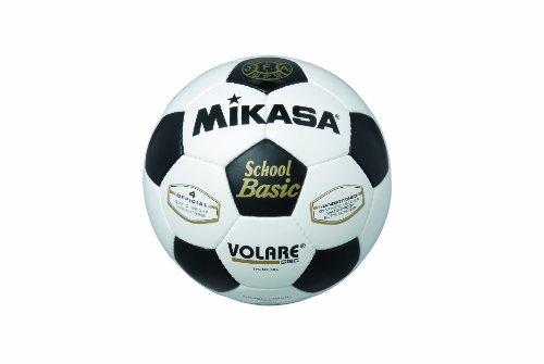 ミカサ MIKASA サッカーボール 検定球4号 SVC402SBC-WBK -.